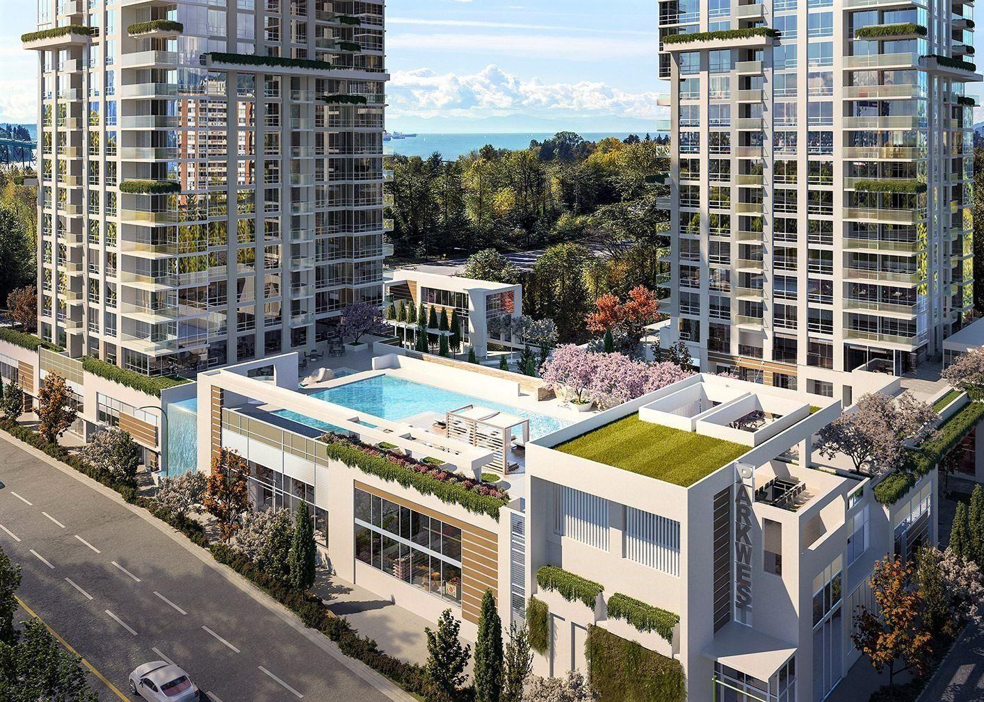 "Main Photo: 1604 1633 CAPILANO Road in North Vancouver: Capilano NV Condo for sale in ""PEMBERTON NV"" : MLS®# R2625754"