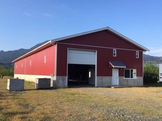 Main Photo: 47805 BALLAM Road in Chilliwack: Fairfield Island Agri-Business for lease : MLS®# C8034808