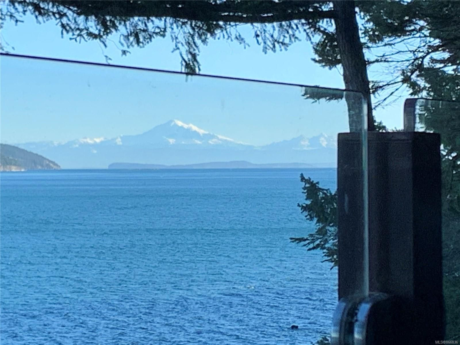 Mt Baker from Deck Nov 2020