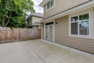Photo 10: 3 7831 BENNETT Road in Richmond: Brighouse South Townhouse for sale : MLS®# R2082766