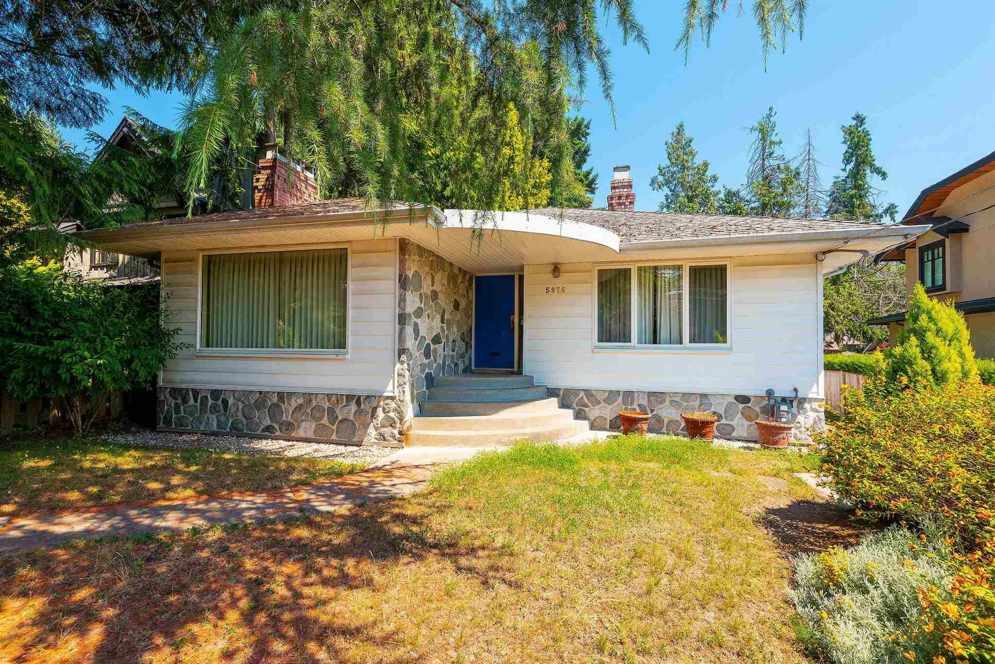 Main Photo: 5876 HIGHBURY Street in Vancouver: Southlands House for sale (Vancouver West)  : MLS®# R2602963