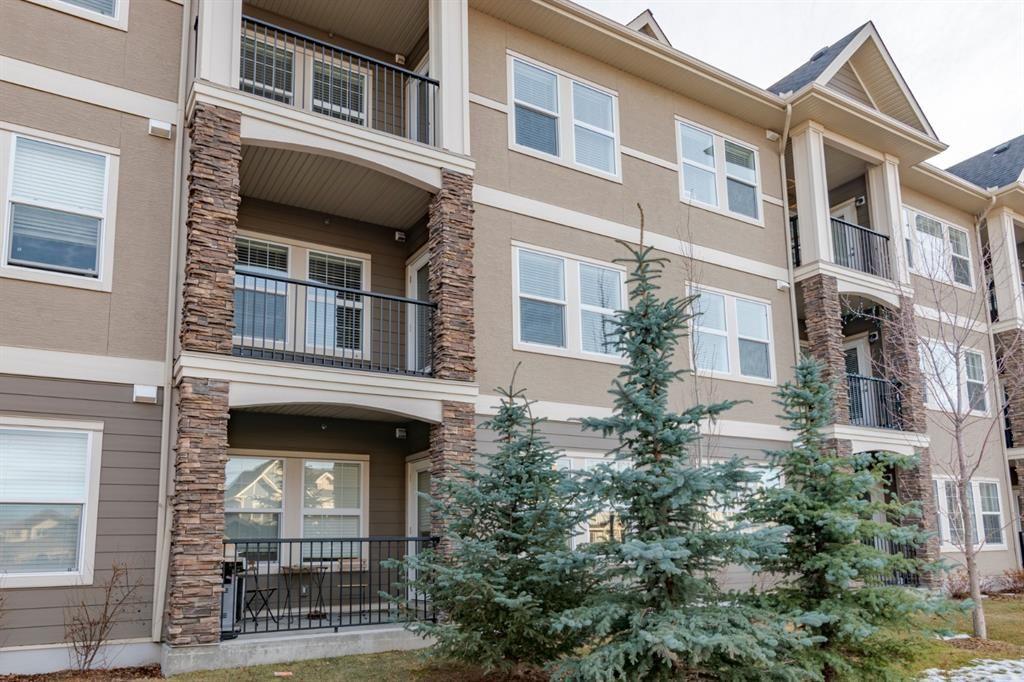 Main Photo: 204 200 Cranfield Common SE in Calgary: Cranston Apartment for sale : MLS®# A1083464