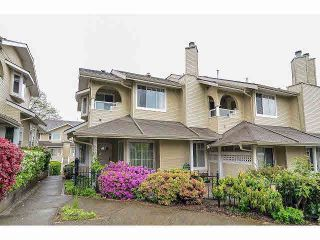 "Photo 1: 54 7613 WHITESPRAY Drive in Vancouver: Marpole Townhouse for sale in ""LANGARA SPRINGS"" (Vancouver West)  : MLS®# V1063410"