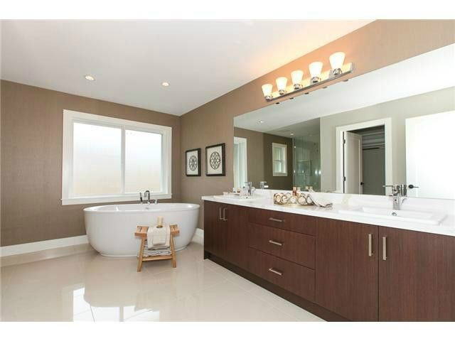 Main Photo: 3485 CHANDLER Street in Coquitlam: Burke Mountain House for sale : MLS®# V1117168