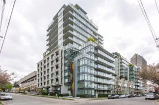 """Photo 1: 1001 728 W 8TH Avenue in Vancouver: Fairview VW Condo for sale in """"700 WEST 8TH"""" (Vancouver West)  : MLS®# R2059033"""