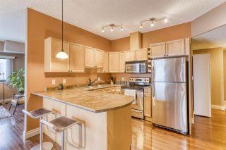 Photo 6: #508 10319 111 ST NW in Edmonton: Zone 12 Condo for sale : MLS®# E4223639