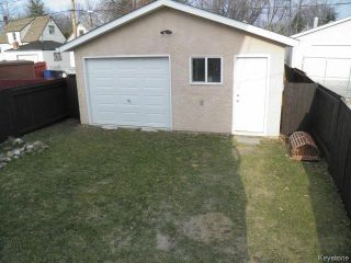 Photo 18: 297 Parkview Street in WINNIPEG: St James Residential for sale (West Winnipeg)  : MLS®# 1510282
