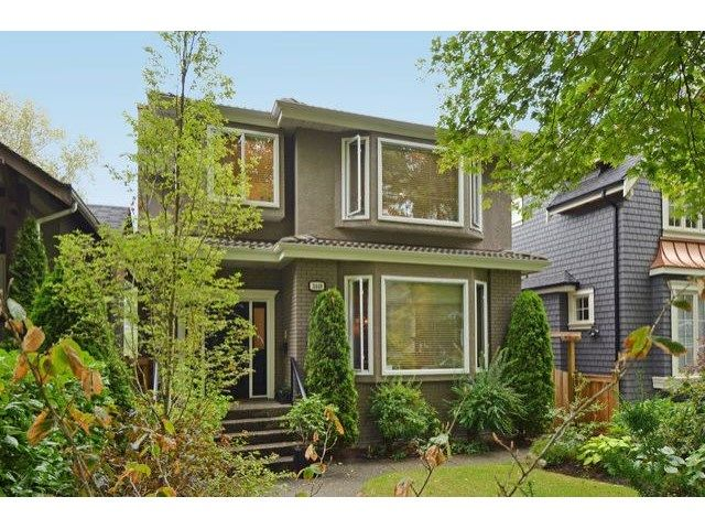 """Main Photo: 3449 W 20TH Avenue in Vancouver: Dunbar House for sale in """"DUNBAR"""" (Vancouver West)  : MLS®# V1137857"""