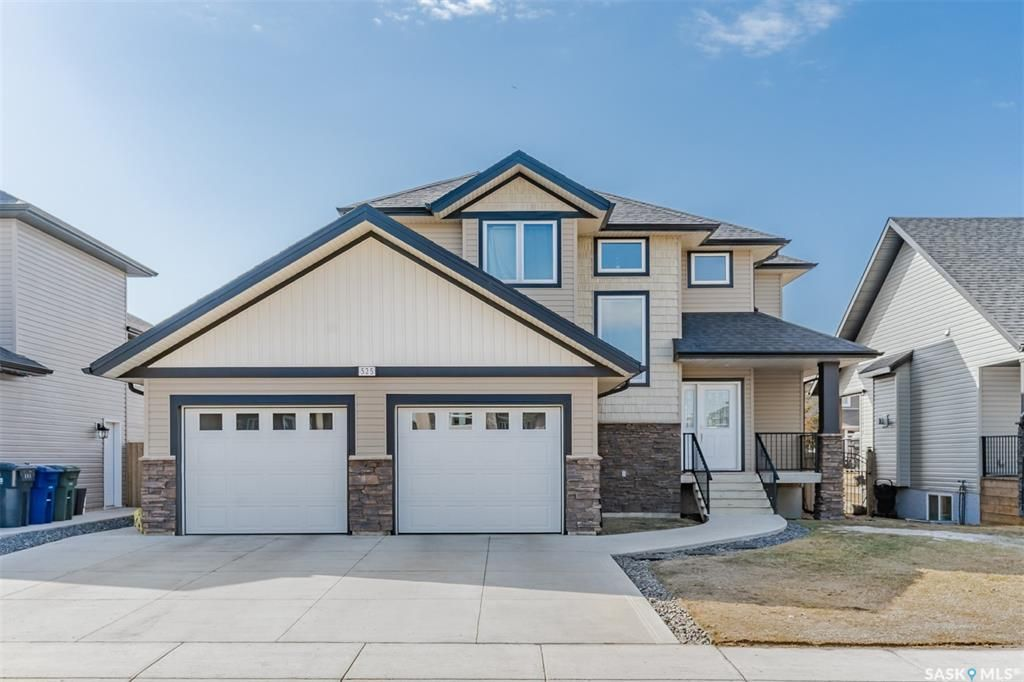 Main Photo: 525 Redwood Crescent in Warman: Residential for sale : MLS®# SK849313
