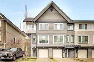 """Photo 1: 31 1295 SOBALL Street in Coquitlam: Burke Mountain Townhouse for sale in """"TYNERIDGE SOUTH"""" : MLS®# R2237587"""