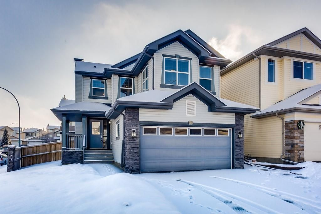 Main Photo: 229 PANAMOUNT Court NW in Calgary: Panorama Hills Detached for sale : MLS®# C4279977