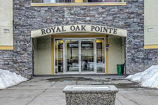 Main Photo: 1116 8810 ROYAL BIRCH Boulevard NW in Calgary: Royal Oak Apartment for sale : MLS®# A1014383