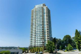 Photo 1: 2606 2133 DOUGLAS Road in Burnaby: Brentwood Park Condo for sale (Burnaby North)  : MLS®# R2410137