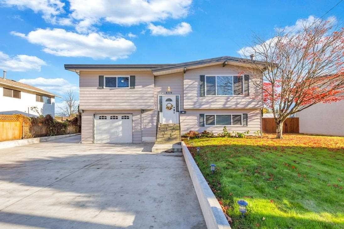 Main Photo: 8776 ASHWELL Road in Chilliwack: Chilliwack W Young-Well House for sale : MLS®# R2592011
