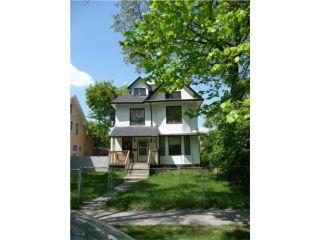 Photo 1:  in WINNIPEG: West End / Wolseley Residential for sale (West Winnipeg)  : MLS®# 1009490