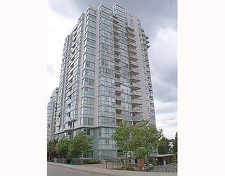 Photo 1: 1606 235 GUILDFORD Way in Port_Moody: North Shore Pt Moody Condo for sale (Port Moody)  : MLS®# V772912