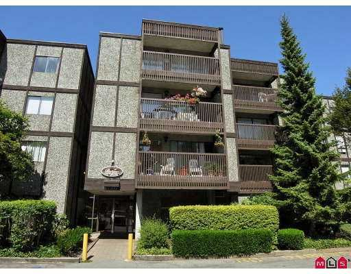 """Main Photo: 317 13507 96TH AV in Surrey: Whalley Condo for sale in """"Parkwoods"""" (North Surrey)  : MLS®# F2618545"""
