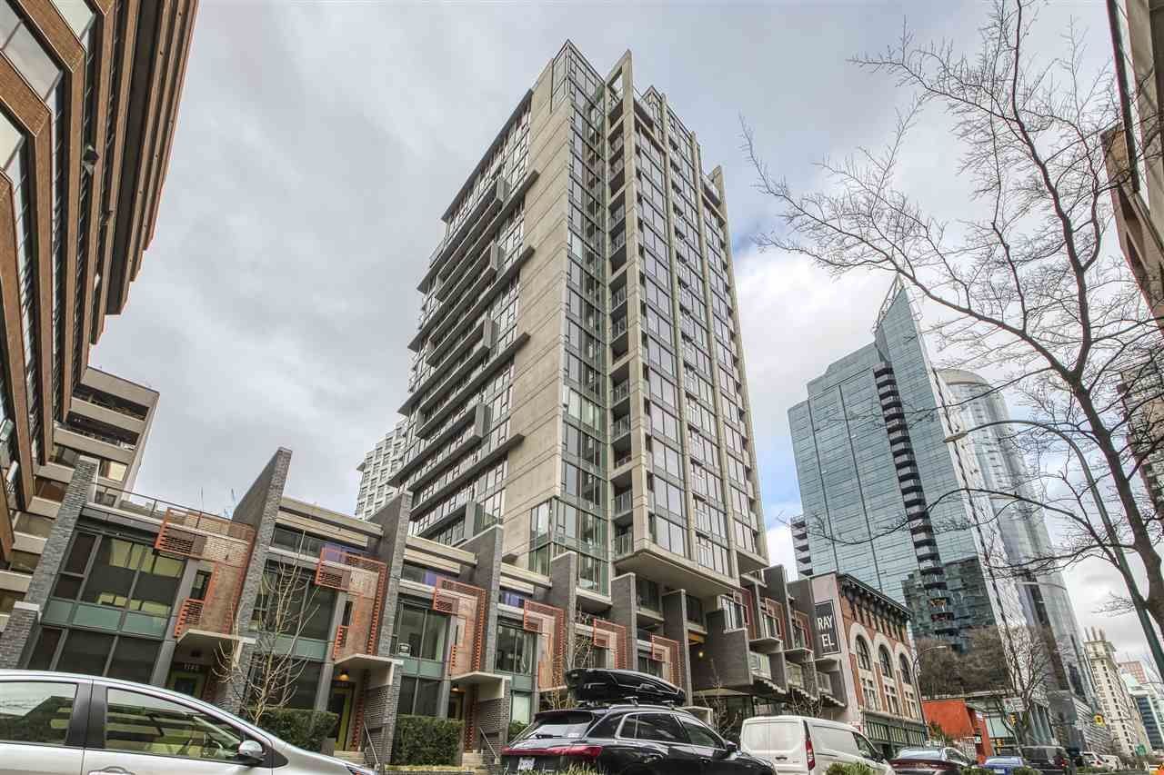 Main Photo: 1108 - 1133 Hornby St in Vancouver: Downtown VW Condo for sale (Vancouver West)  : MLS®# R2537336