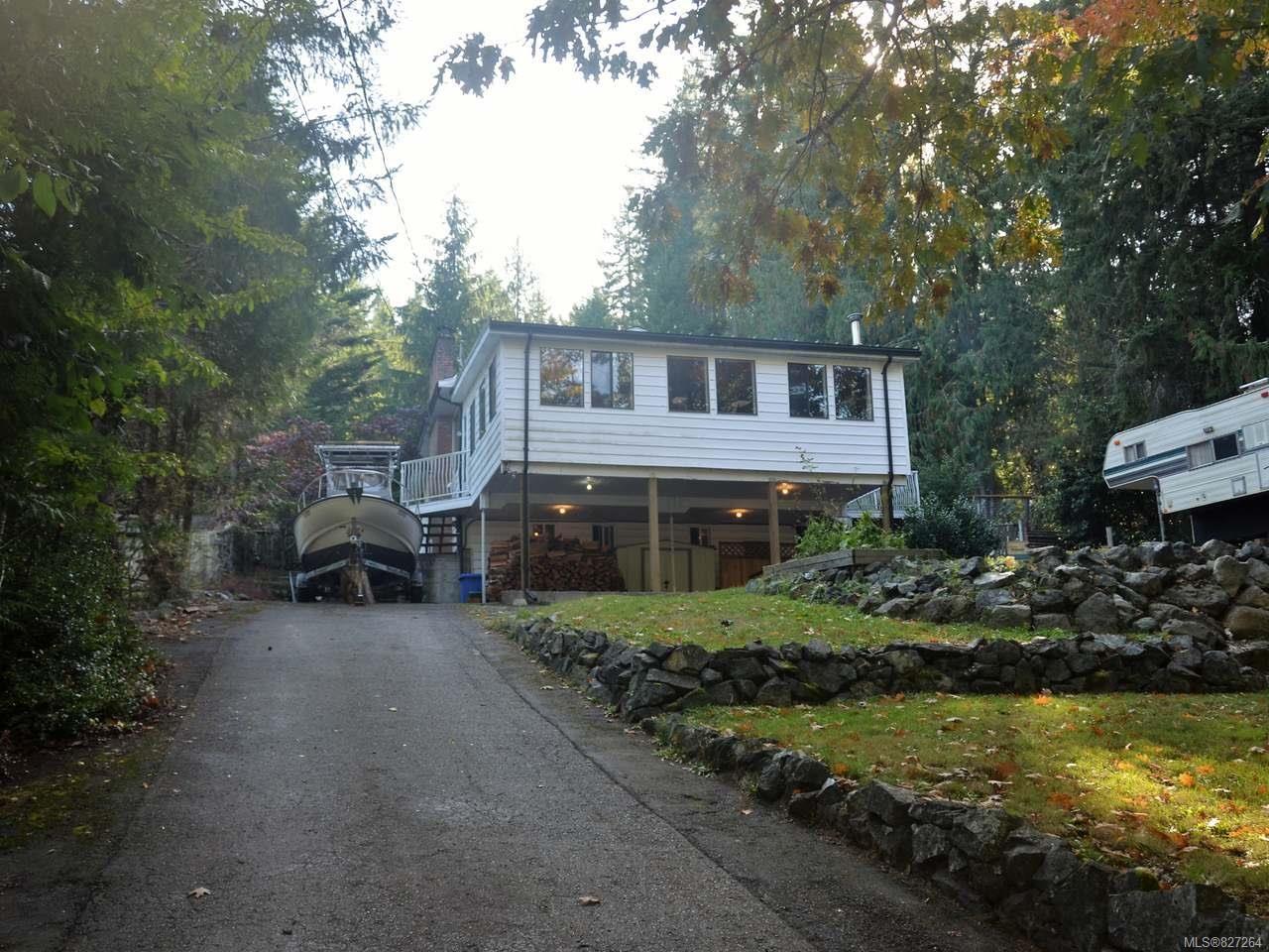 Main Photo: 2760 W Shawnigan Lake Rd in SHAWNIGAN LAKE: ML Shawnigan House for sale (Malahat & Area)  : MLS®# 827264
