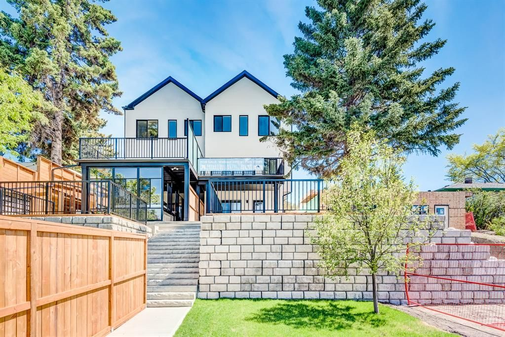 Photo 35: Photos: #1 4207 2 Street NW in Calgary: Highland Park Semi Detached for sale : MLS®# A1111957
