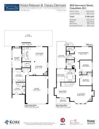 Photo 19: 902 HERRMANN Street in Coquitlam: Meadow Brook House for sale : MLS®# R2078313