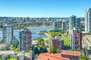 Photo 1: 3201 198 AQUARIUS MEWS in Vancouver: Yaletown Condo for sale (Vancouver West)  : MLS®# R2202359