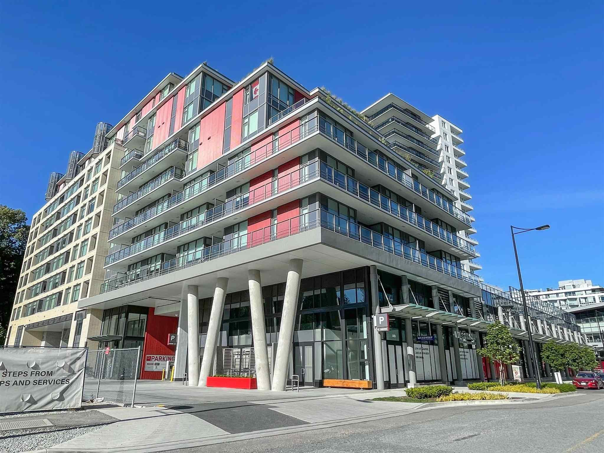 """Main Photo: 610 3451 SAWMILL Crescent in Vancouver: South Marine Condo for sale in """"OPUS QUARTET"""" (Vancouver East)  : MLS®# R2605357"""