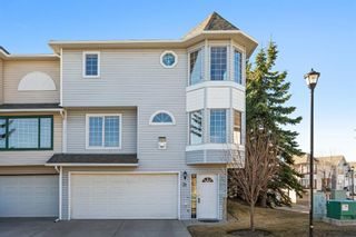 Main Photo: 31 Prominence View SW in Calgary: Patterson Row/Townhouse for sale : MLS®# A1094721