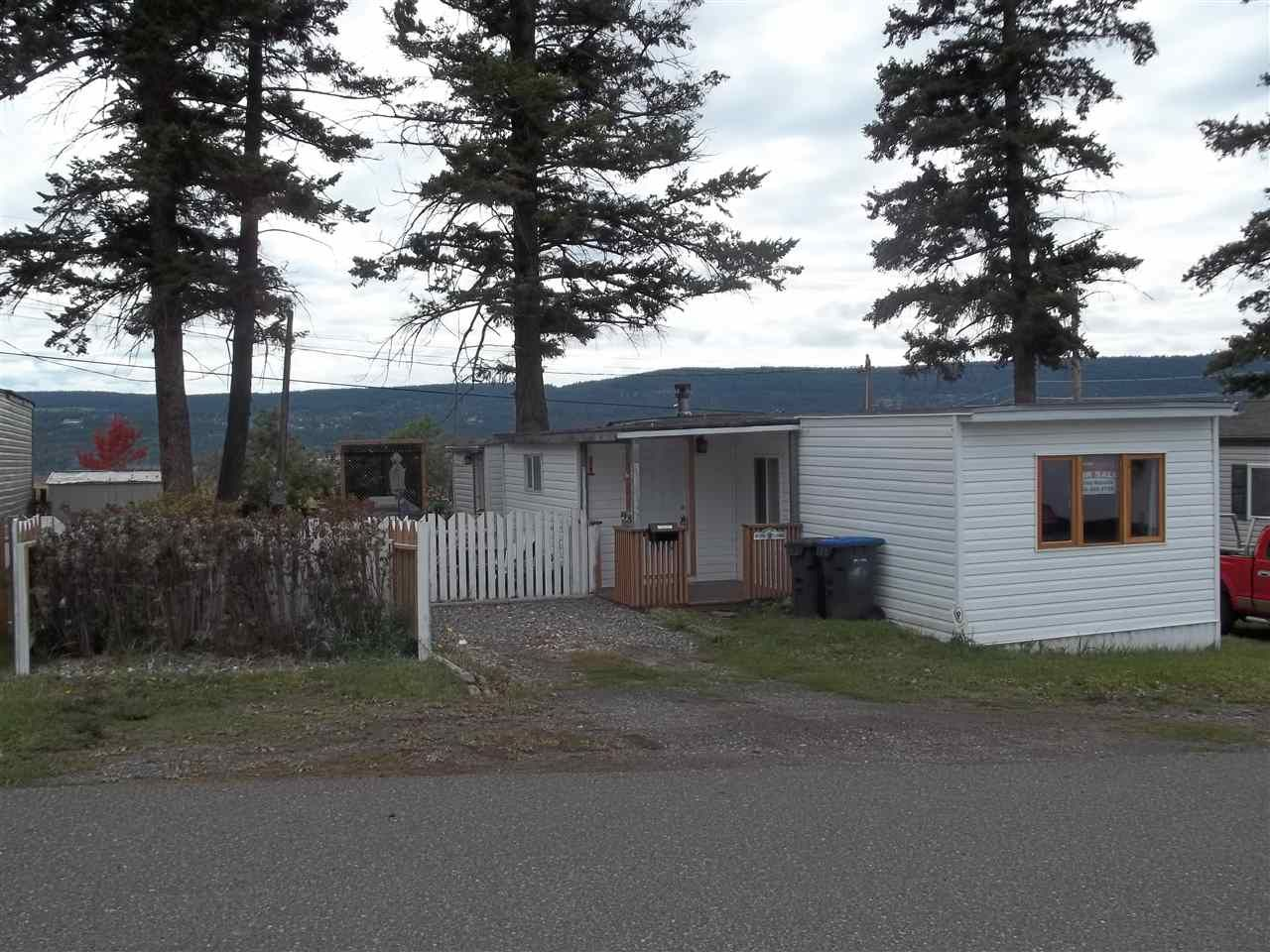 Main Photo: 6 302 NORTH BROADWAY Avenue in Williams Lake: Williams Lake - City Manufactured Home for sale (Williams Lake (Zone 27))  : MLS®# N247468