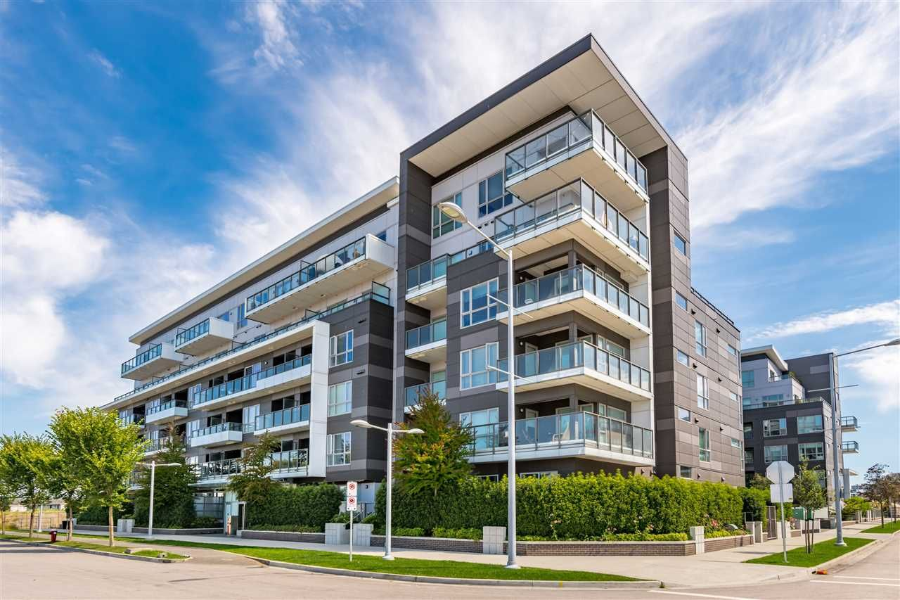 """Main Photo: 321 7008 RIVER Parkway in Richmond: Brighouse Condo for sale in """"Riva 3"""" : MLS®# R2488216"""