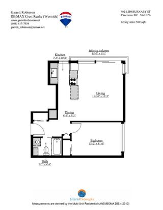 """Photo 29: 402 1250 BURNABY Street in Vancouver: West End VW Condo for sale in """"The Horizon"""" (Vancouver West)  : MLS®# R2529902"""