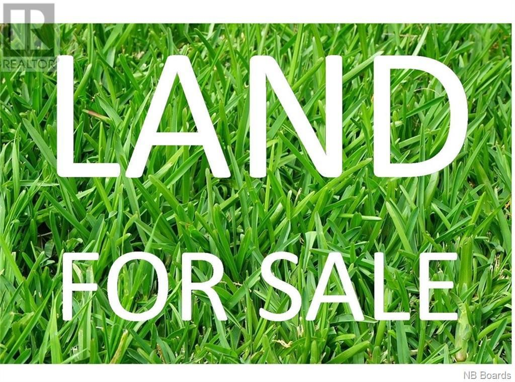 Main Photo: - Cathcart Road in Rollingdam: Vacant Land for sale : MLS®# NB055334