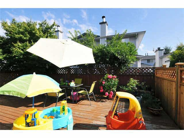 Photo 8: Photos: 128 11255 HARRISON Street in Maple Ridge: East Central Townhouse for sale : MLS®# V1079584