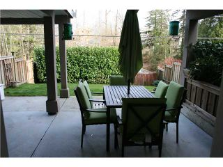 """Photo 9: # 6 11229 232ND ST in Maple Ridge: East Central Condo for sale in """"FOXFIELD"""" : MLS®# V936880"""