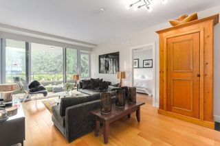 "Photo 2: 302 866 ARTHUR ERICKSON Place in West Vancouver: Park Royal Condo for sale in ""EVELYN"" : MLS®# R2298787"