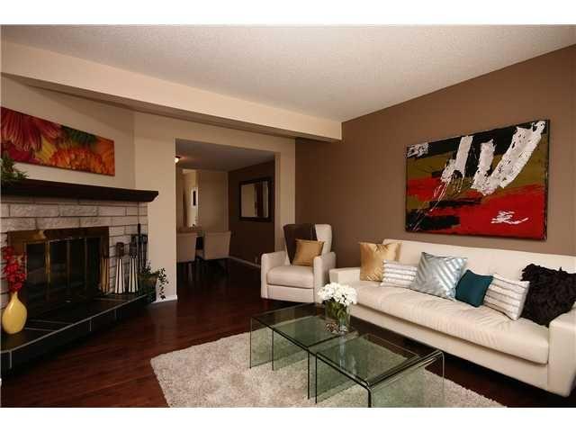 Photo 6: Photos: 505 4935 DALTON Drive NW in CALGARY: Dalhousie Townhouse for sale (Calgary)  : MLS®# C3565264