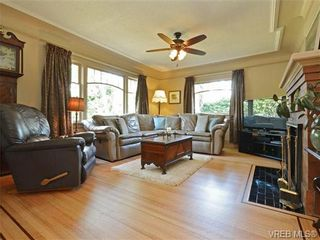 Photo 3: 2875 Rockwell Ave in VICTORIA: SW Gorge House for sale (Saanich West)  : MLS®# 732748