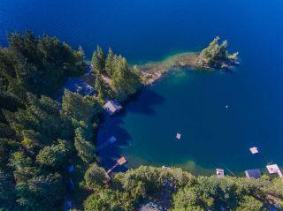 "Photo 1: 106 7101 SAKINAW WOODS Drive in Pender Harbour: Pender Harbour Egmont Land for sale in ""Sakinaw Lake"" (Sunshine Coast)  : MLS®# R2188043"