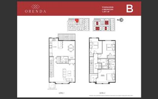 """Photo 5: 24 18850 72A Avenue in Surrey: Clayton Townhouse for sale in """"ORENDA"""" (Cloverdale)  : MLS®# R2607207"""