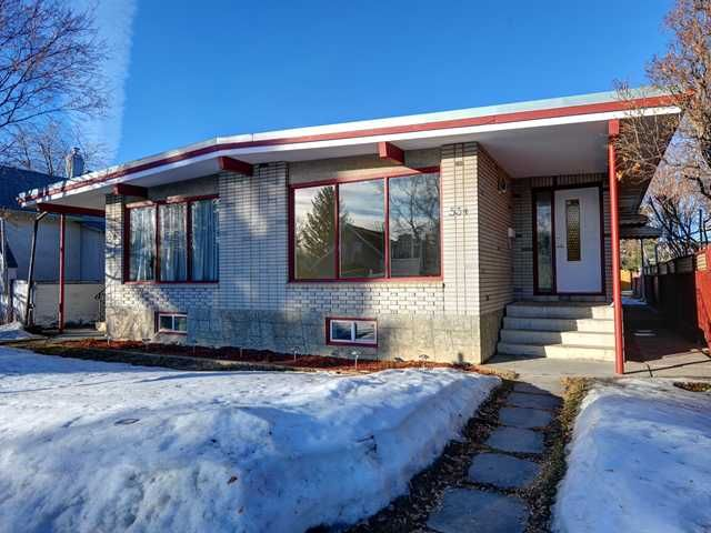 Main Photo: 536 20 Avenue NW in CALGARY: Mount Pleasant Duplex Side By Side for sale (Calgary)  : MLS®# C3598211