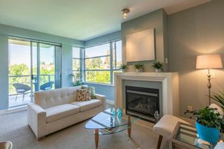 Photo 2: 407 2655 CRANBERRY DRIVE in Vancouver: Kitsilano Condo for sale (Vancouver West)  : MLS®# R2270958