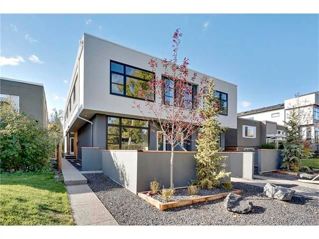 Main Photo: 1 1521 28 Avenue SW in Calgary: South Calgary House for sale : MLS®# C4046218