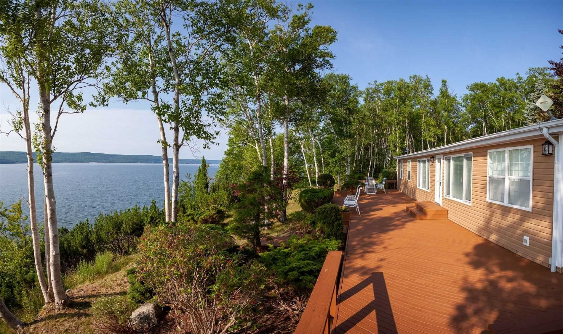 Main Photo: 2555 Eskasoni Road in Out of Area: House (Bungalow) for sale : MLS®# X5312069