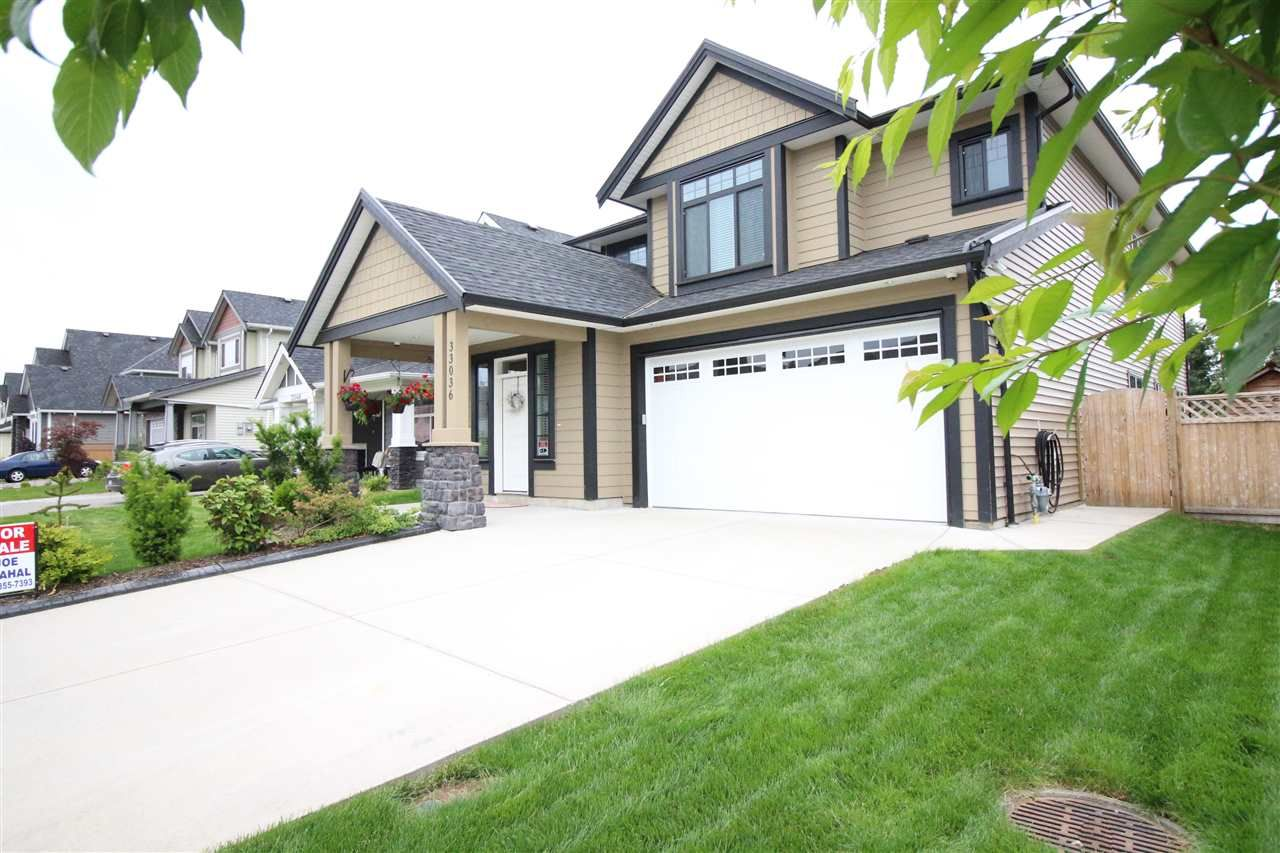 """Main Photo: 33036 EGGLESTONE Avenue in Mission: Mission BC House for sale in """"Cedar Valley"""" : MLS®# R2279407"""