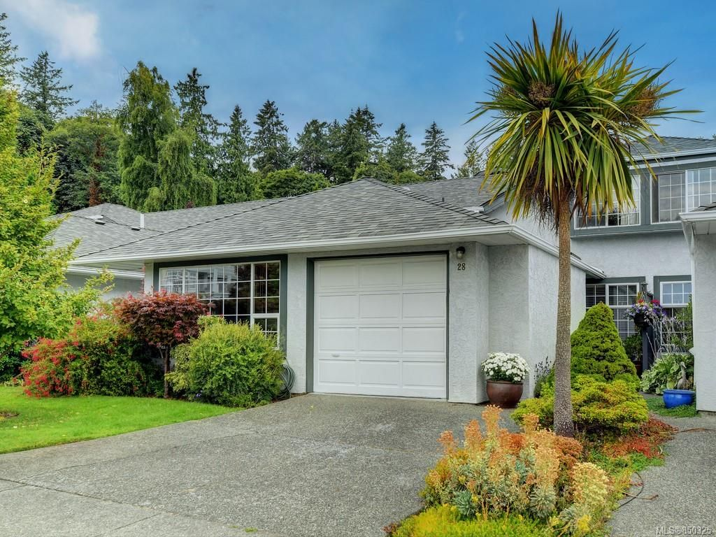 Main Photo: 28 5110 Cordova Bay Rd in : SE Cordova Bay Row/Townhouse for sale (Saanich East)  : MLS®# 850325