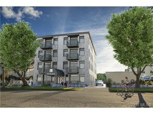 Main Photo: 101 1015 Rockland Ave in VICTORIA: Vi Downtown Condo for sale (Victoria)  : MLS®# 730918