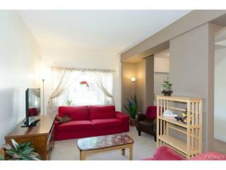 Photo 4: 489 Victor Street in WINNIPEG: West End / Wolseley Residential for sale (West Winnipeg)  : MLS®# 1423579