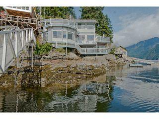 Photo 1: 5730 SUNSHINE FALLS Lane in North Vancouver: Woodlands-Sunshine-Cascade House for sale : MLS®# V1058483