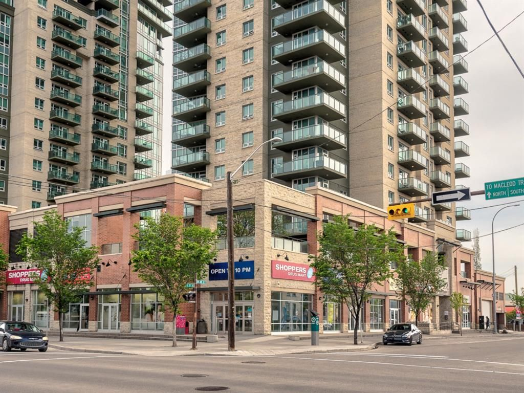 Main Photo: 1905 210 15 Avenue SE in Calgary: Beltline Apartment for sale : MLS®# A1098110