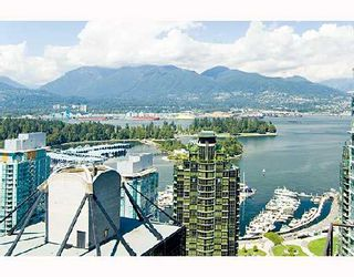 """Photo 1: 3202 1331 ALBERNI Street in Vancouver: West End VW Condo for sale in """"THE LIONS"""" (Vancouver West)  : MLS®# V660192"""